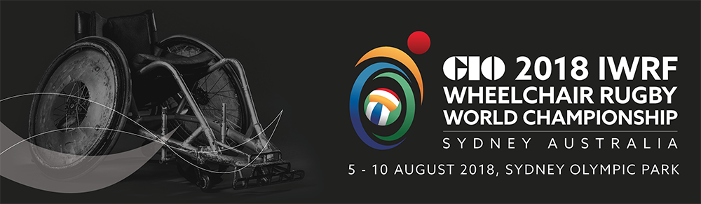 Tickets for GIO 2018 IWRF Wheelchair Rugby World Championship in Sydney Olympic Park from Ticketbooth