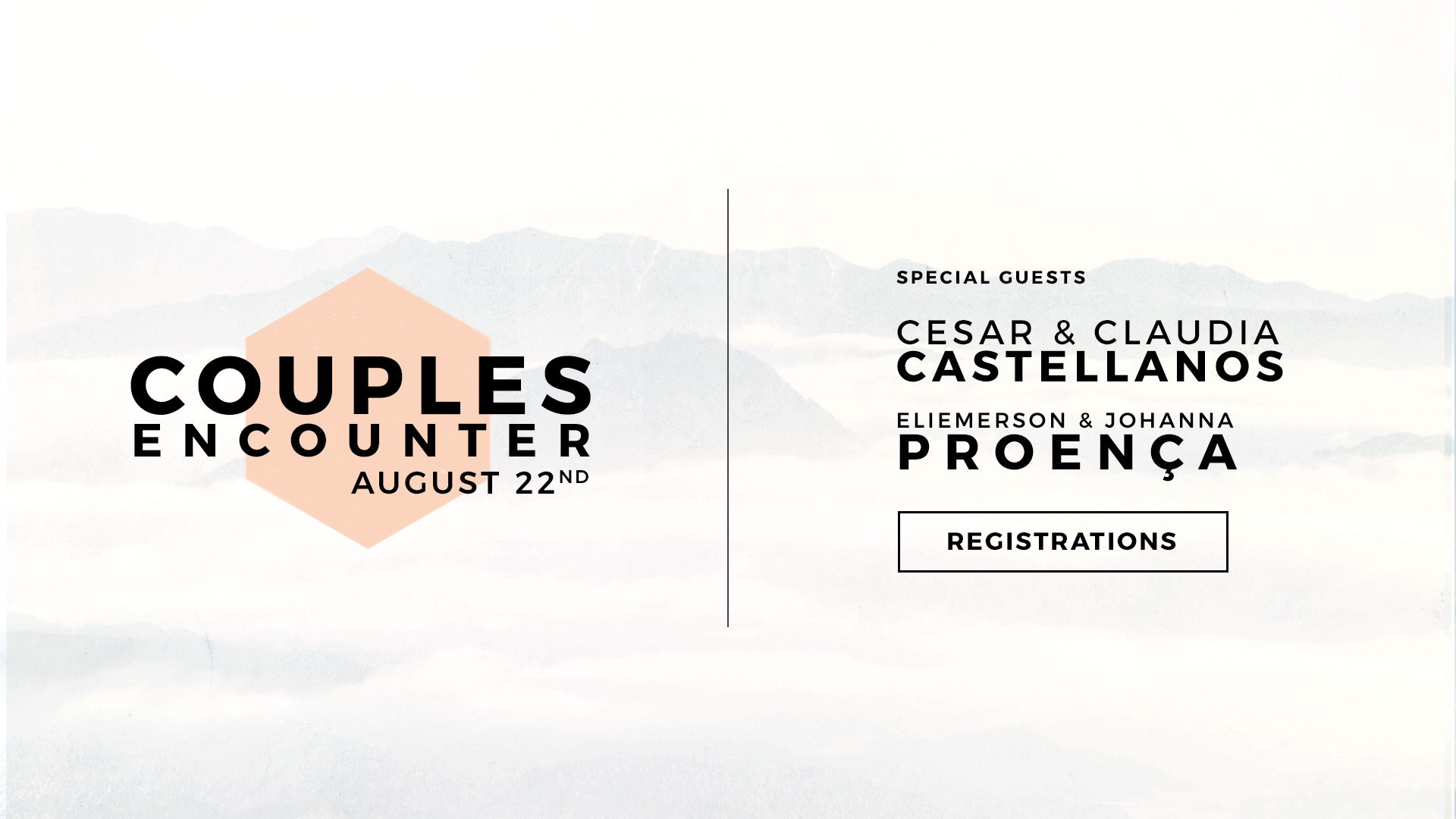 Tickets for Couples Encounter 2018 in Pembroke Pines from ShowClix
