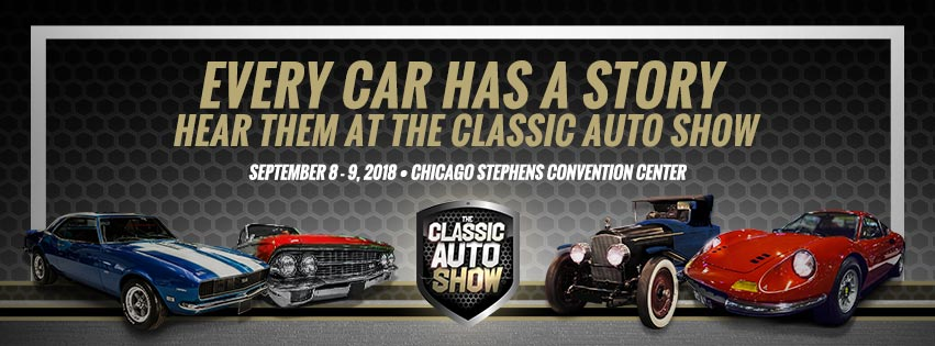 Tickets for Chicago Classic Auto Show in Rosemont from ShowClix