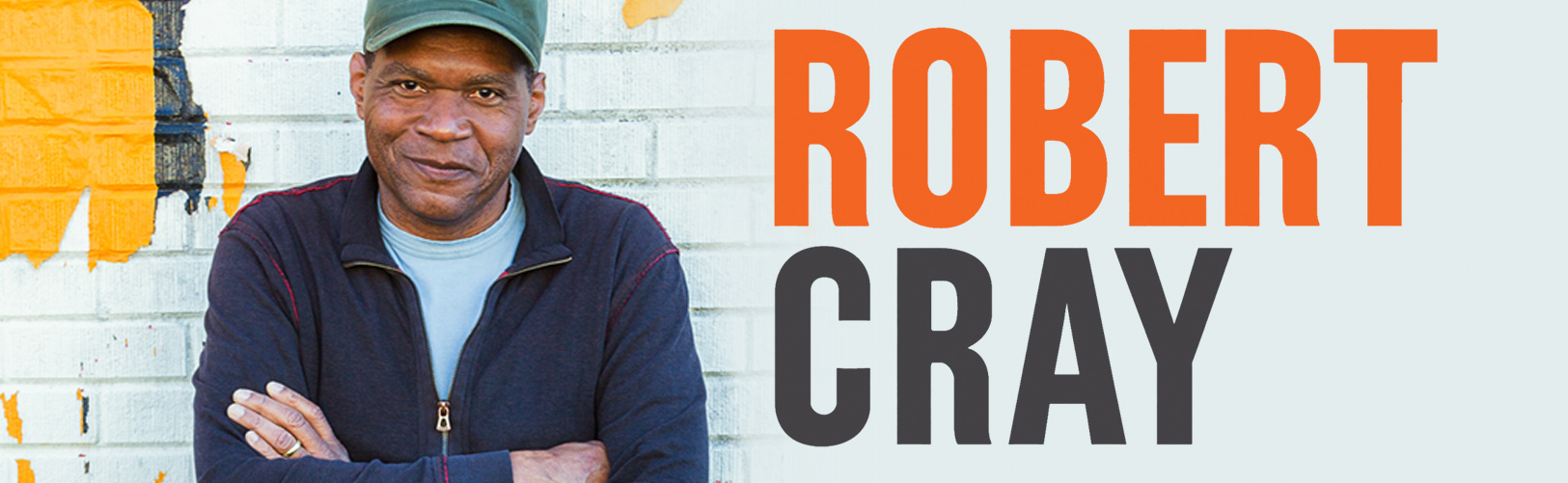 Find tickets from VIP - Robert Cray