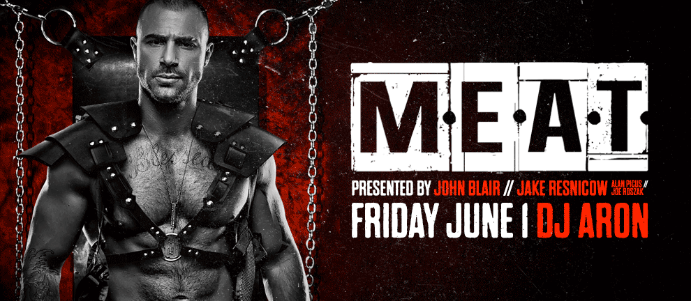 Tickets for M.E.A.T. | DJ ARON Returns | Special Event in New York from ShowClix