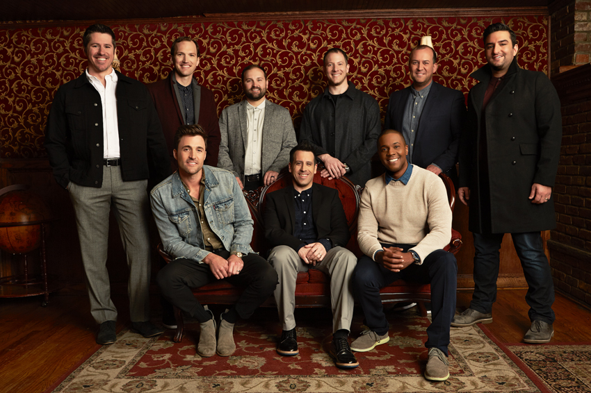 Tickets for Straight No Chaser at Paramount Theatre in Cedar Rapids from Warner Music Group