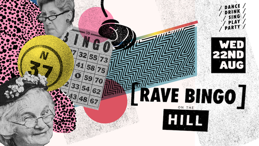 Tickets for RAVE BINGO at Bar on the Hill in Callaghan from Ticketbooth