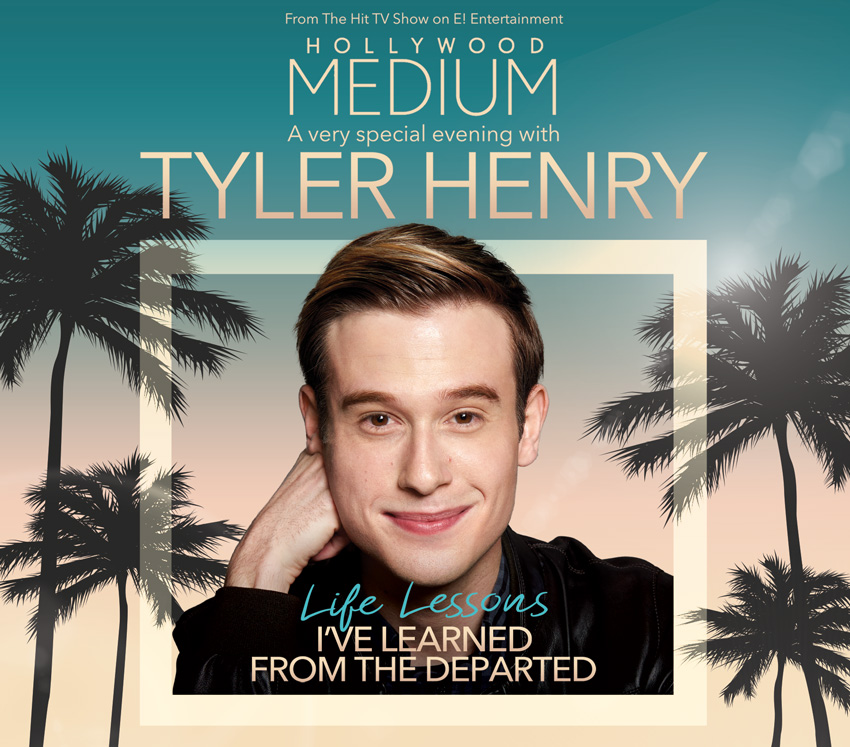 Tickets for Tyler Henry - Hollywood Medium VIP Book Signing Experience in York from Artist Arena