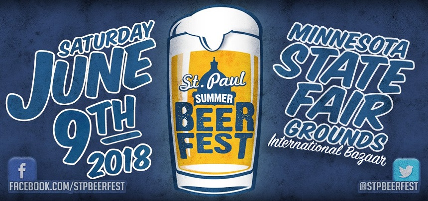 Tickets for St Paul Summer Beer Fest in Falcon Heights from BeerFests.com