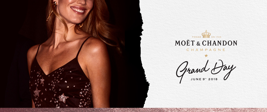 Tickets for Moët & Chandon Grand Party in Sydney from Ticketbooth