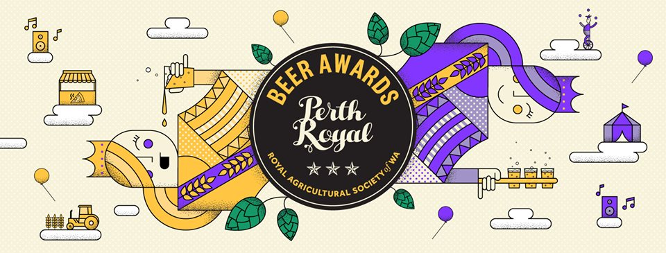 Tickets for Perth Royal Beer Awards in Perth from Ticketbooth