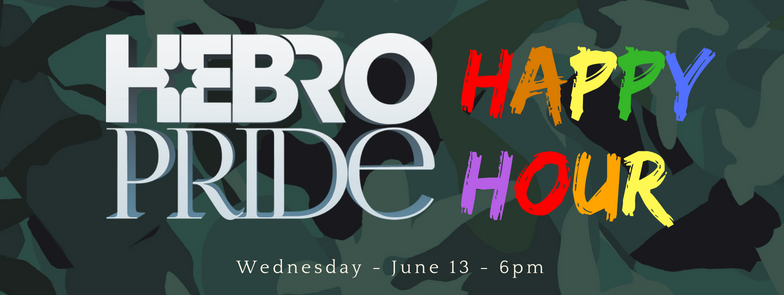 Tickets for HEBRO PRIDE HAPPY HOUR 2018 in New York from ShowClix
