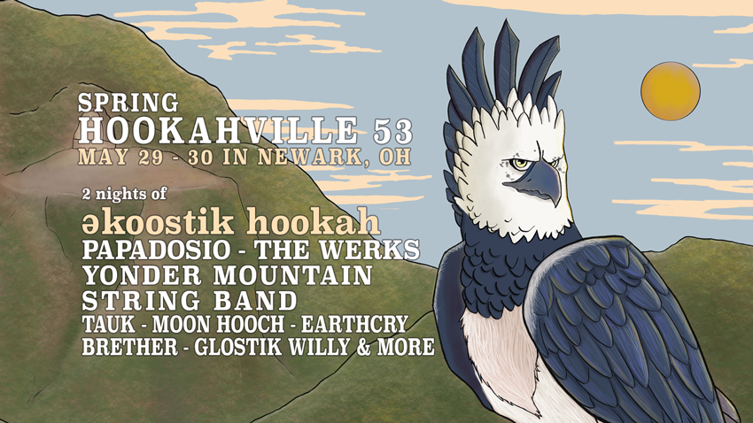Tickets for Hookahville 53 in Newark from ShowClix
