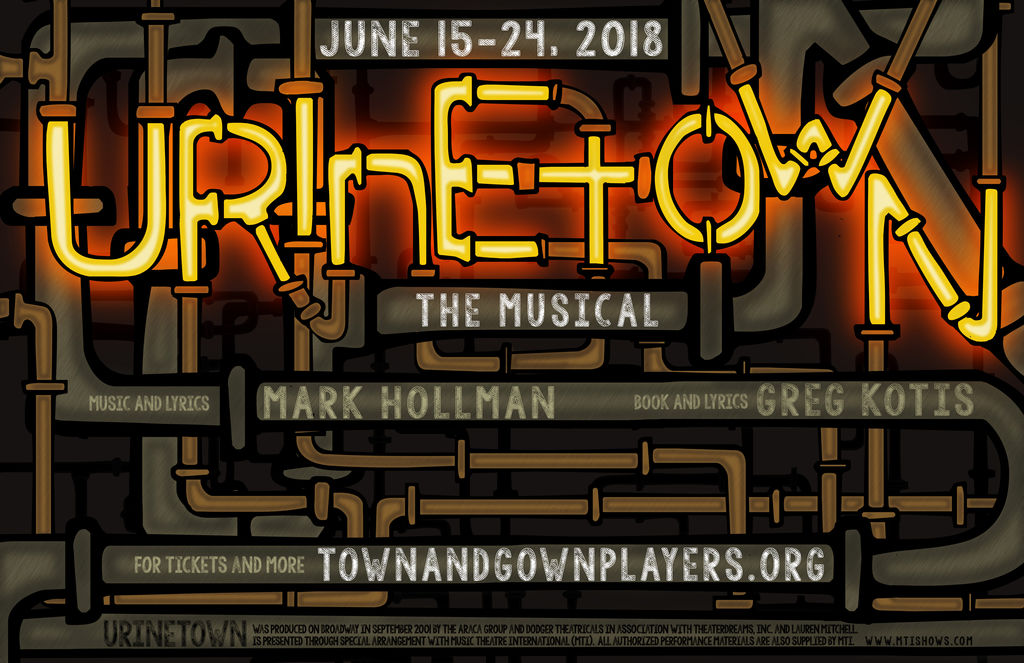 Tickets for Urinetown: The Musical in Athens from ShowClix