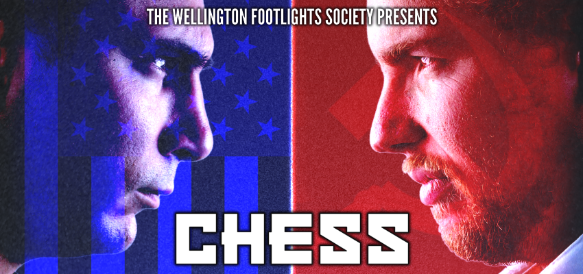 Tickets for Chess in Wellington from Ticketbooth New Zealand