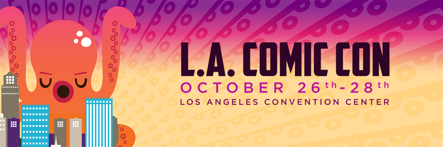 Find tickets from Los Angeles Comic Con