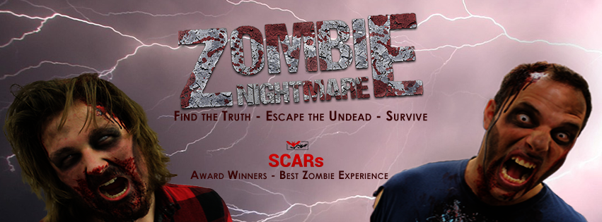 Tickets for Zombie Nightmare - Royal Leamington Spa in Royal Leamington Spa from Ticketbooth Europe