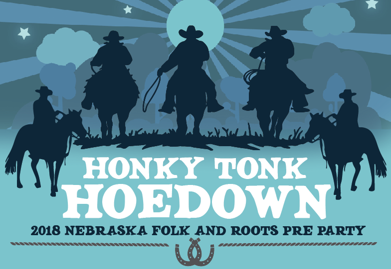 Tickets for Honky Tonk Hoedown / Folk & Roots Pre-Party in Lincoln from ShowClix