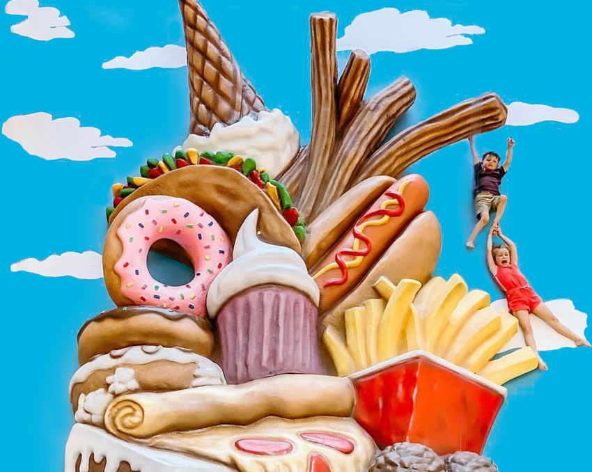 Tickets for Cheat Day Land in Los Angeles from ShowClix