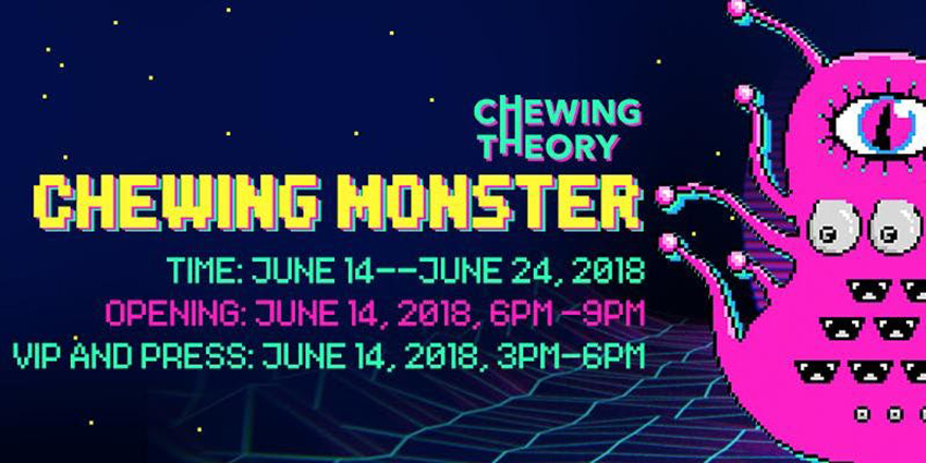 Tickets for Chewing Monster Pop-up Show in New York from ShowClix