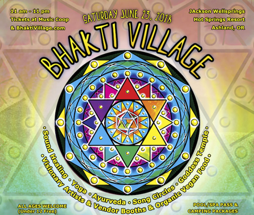 Tickets for Bhakti Village - 2nd Annual Gathering in Ashland from BrightStar Live Events
