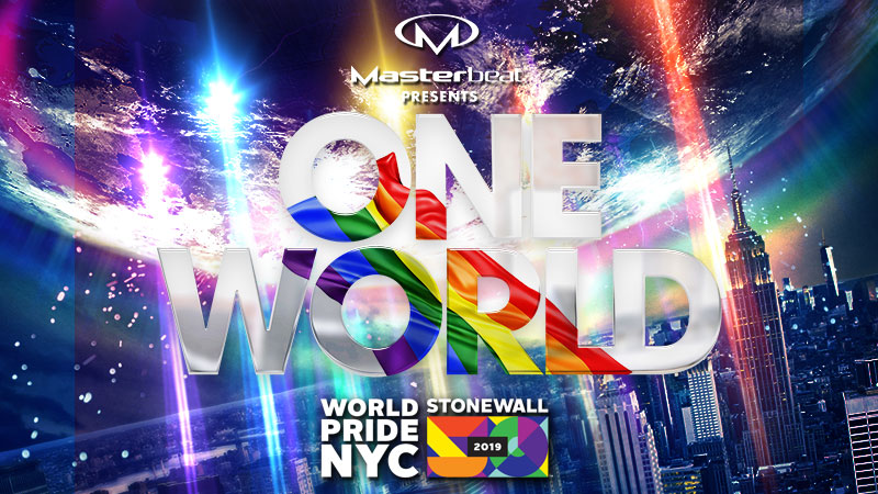 Tickets for One WorldPride New York City Official Events in New York City from ShowClix
