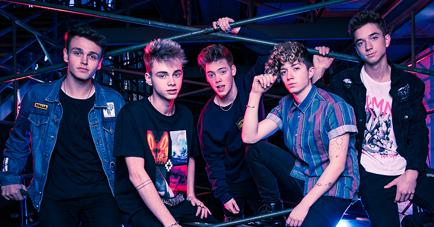 Tickets for Why Don't We VIP Photo Upgrades at Crystal Ballroom in Portland from Warner Music Group