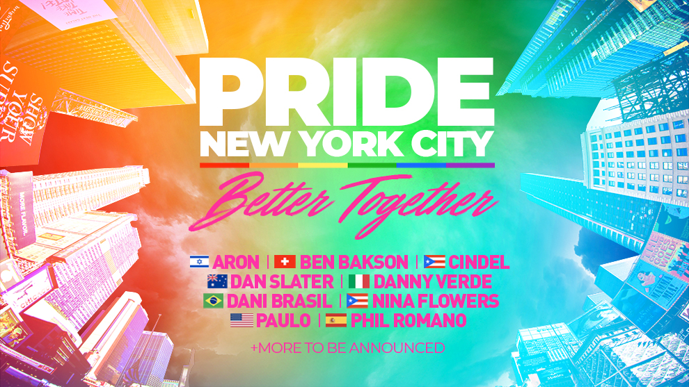 Tickets for PRIDE | New York City 2019 | Final Presale in NY from ShowClix