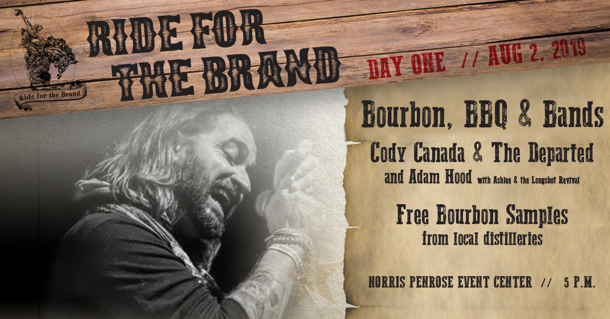 Tickets for Ride for the Brand Bourbon and Bands in Colorado Springs from ShowClix