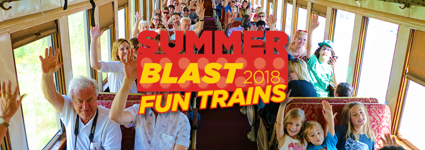 Tickets for SummerBlast Fun Trains  in Grapevine from Grapevine TicketLine