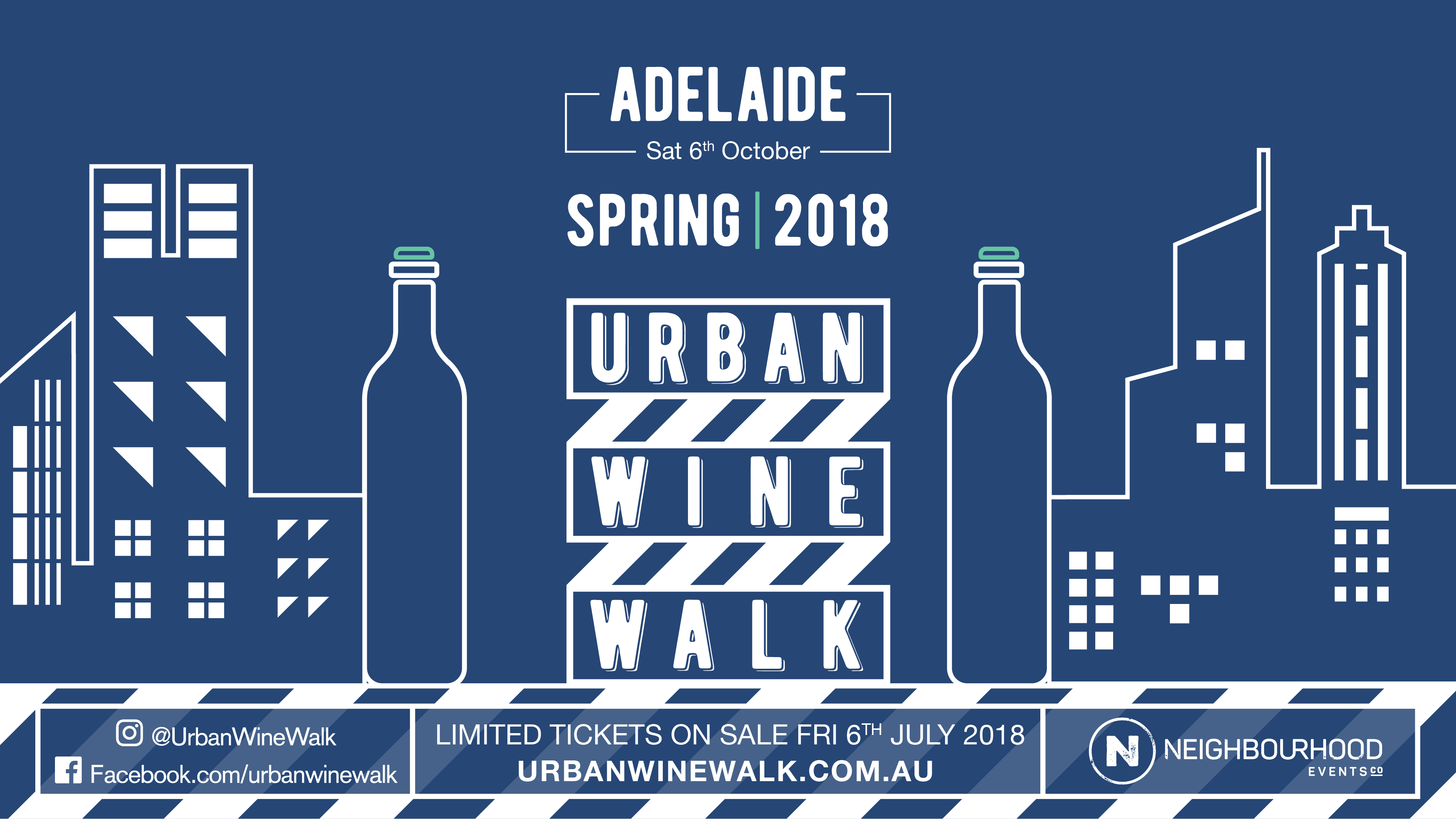 Tickets for Urban Wine Walk Adelaide in Adelaide from Ticketbooth
