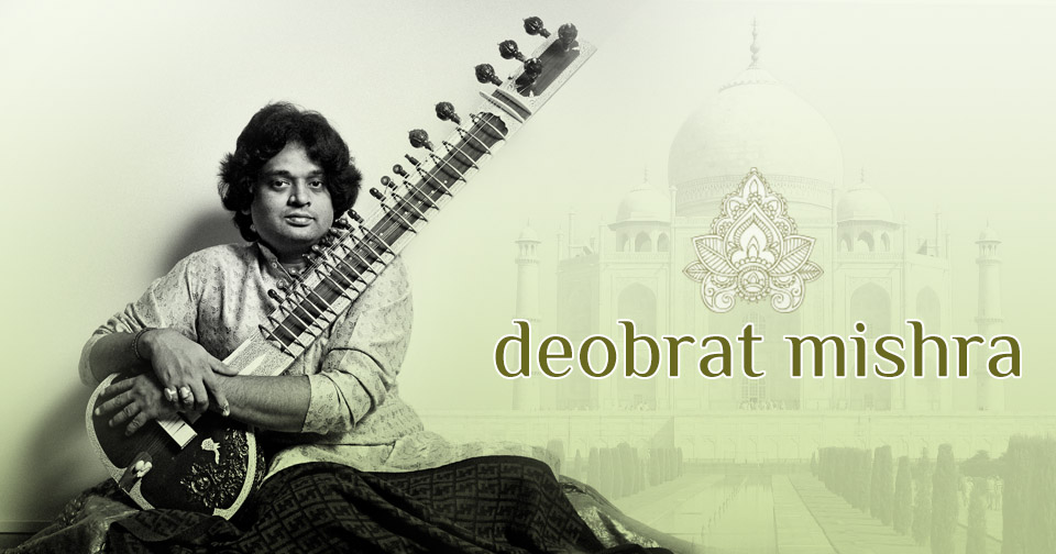 Tickets for Pandit Deobrat Mishra in Concert in San Francisco from BrightStar Live Events