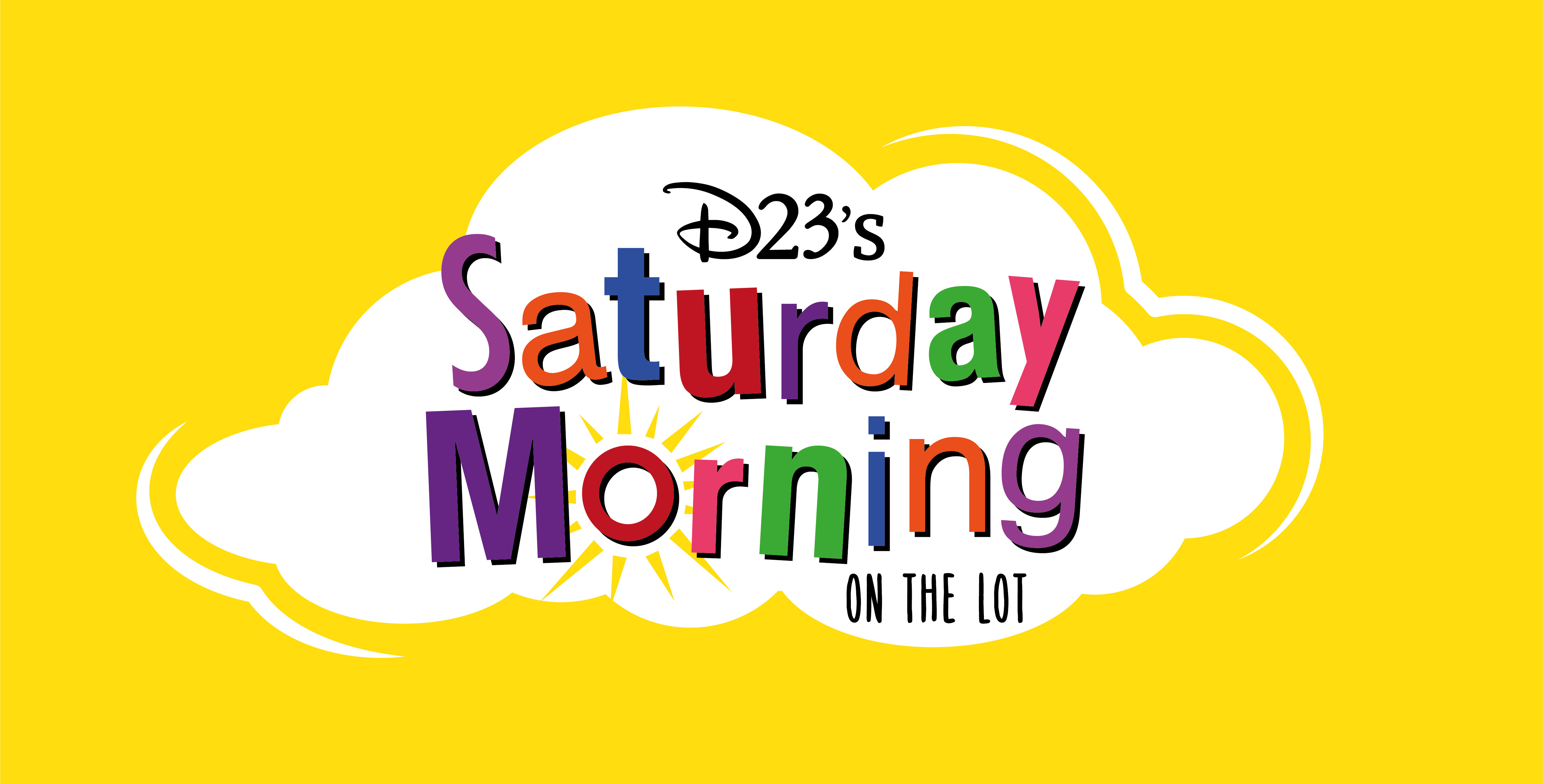 Tickets for D23's Saturday Morning on the Lot in Burbank from Disney D23