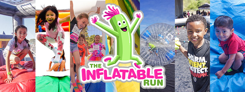 Tickets for The Inflatable Run & Festival - Bay Area, CA in Vallejo from ShowClix