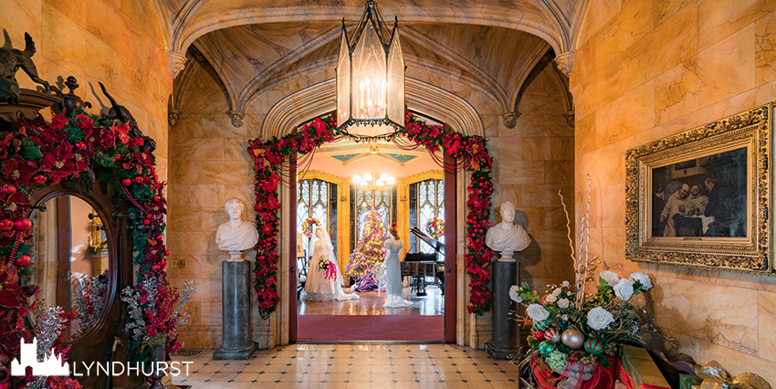 Tickets for Holiday Classic Mansion Tours 2019 in Tarrytown from ShowClix