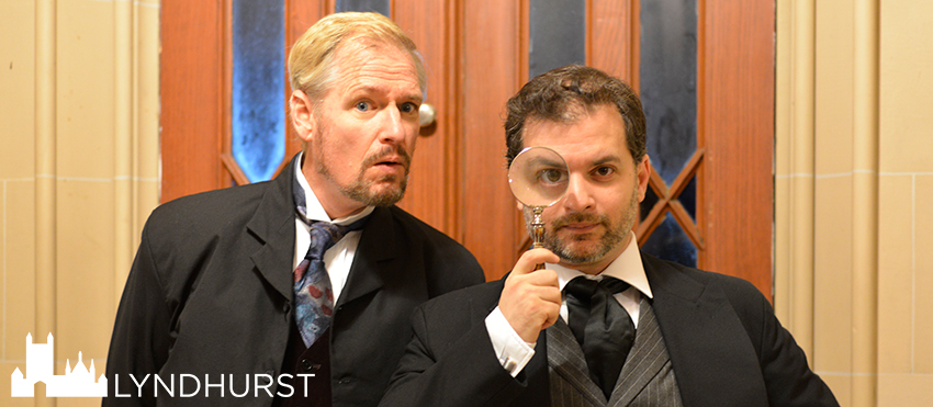 Tickets for Sherlock Holmes: Adventure of the Dying Detective in Tarrytown from ShowClix