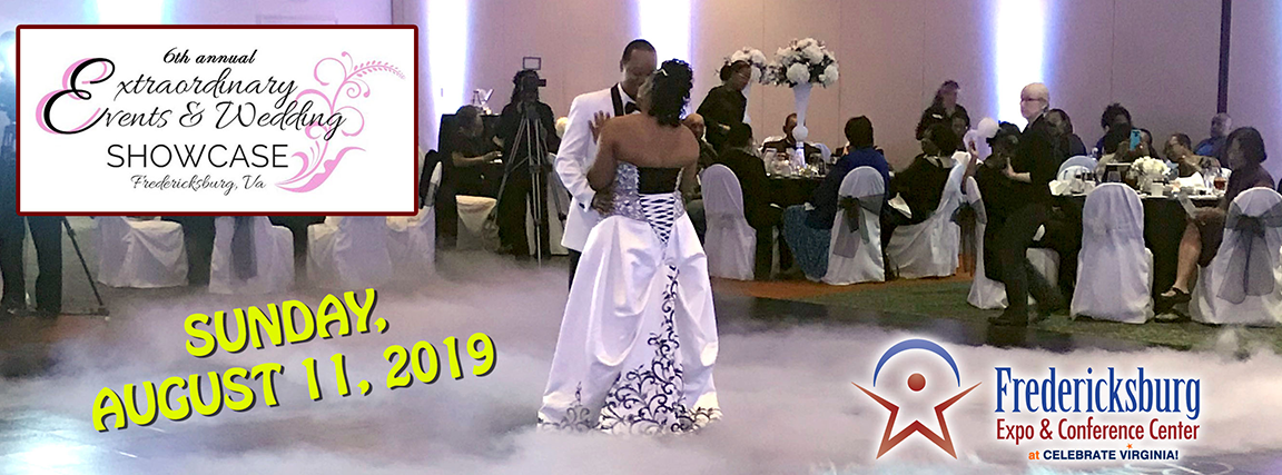 Tickets for Extraordinary Events and Wedding Showcase in Fredericksburg from ShowClix