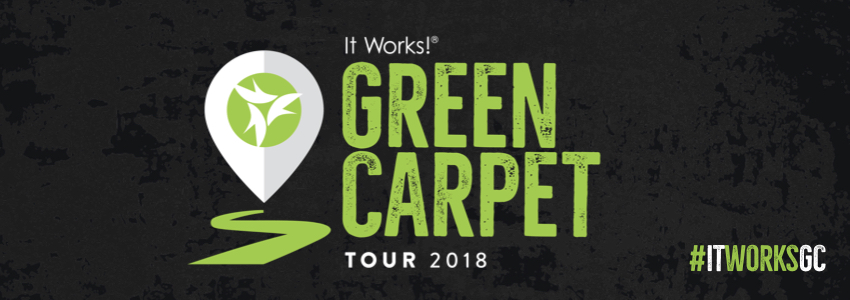 Tickets for It Works! Green Carpet Tour Grand Rapids 2018 in Grand Rapids from ShowClix