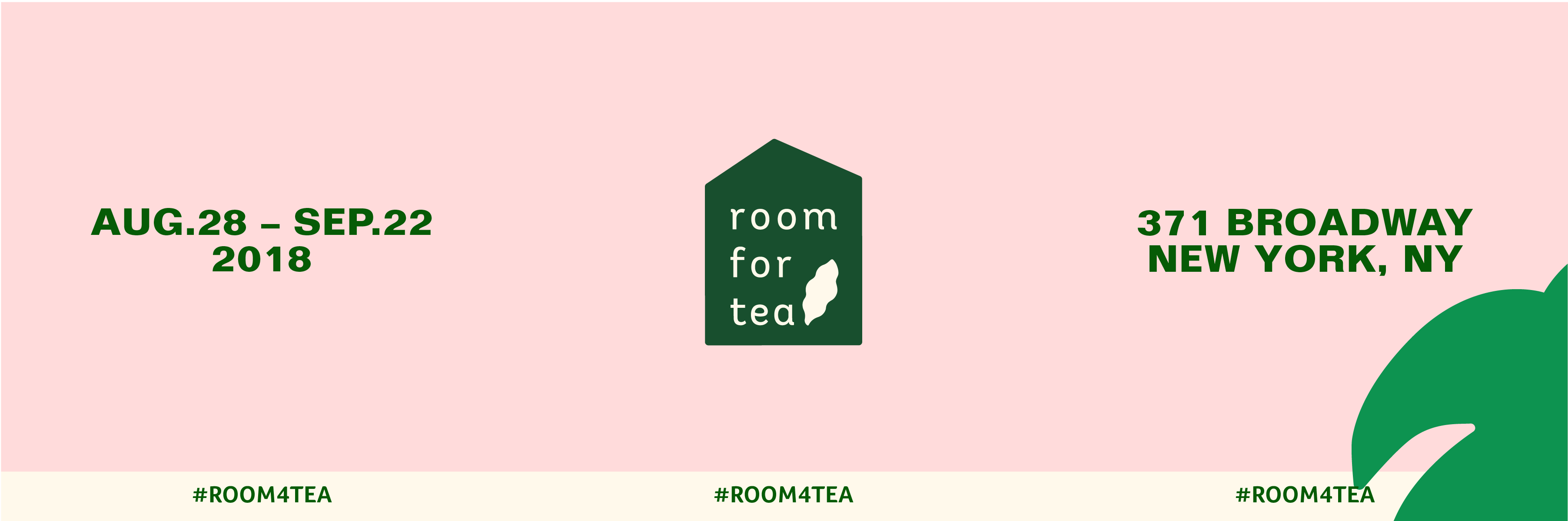 Tickets for Room For Tea - General Admission in New York from ShowClix