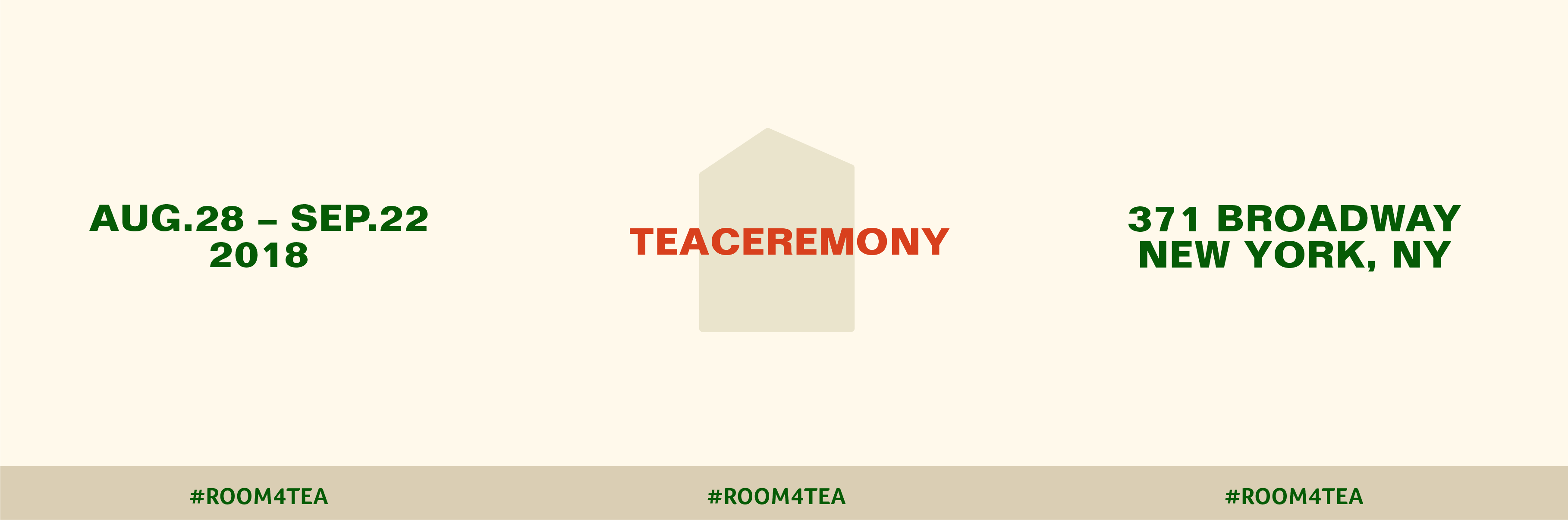 Tickets for Tea Ceremony in Room For Tea in New York from ShowClix