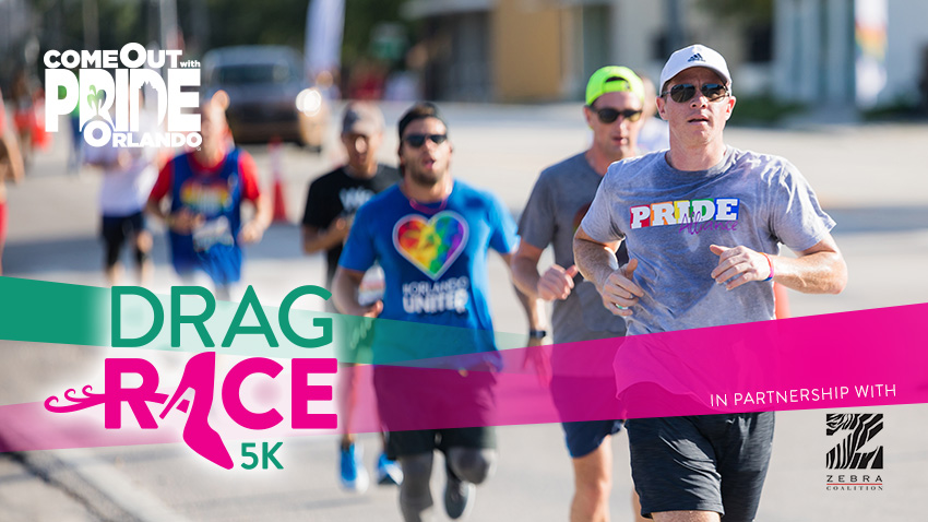 Tickets for Drag Race 5k 2019 in Orlando from ShowClix