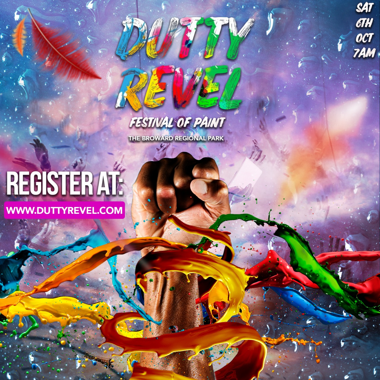 Tickets for Dutty Revel in Lauderhill from ShowClix