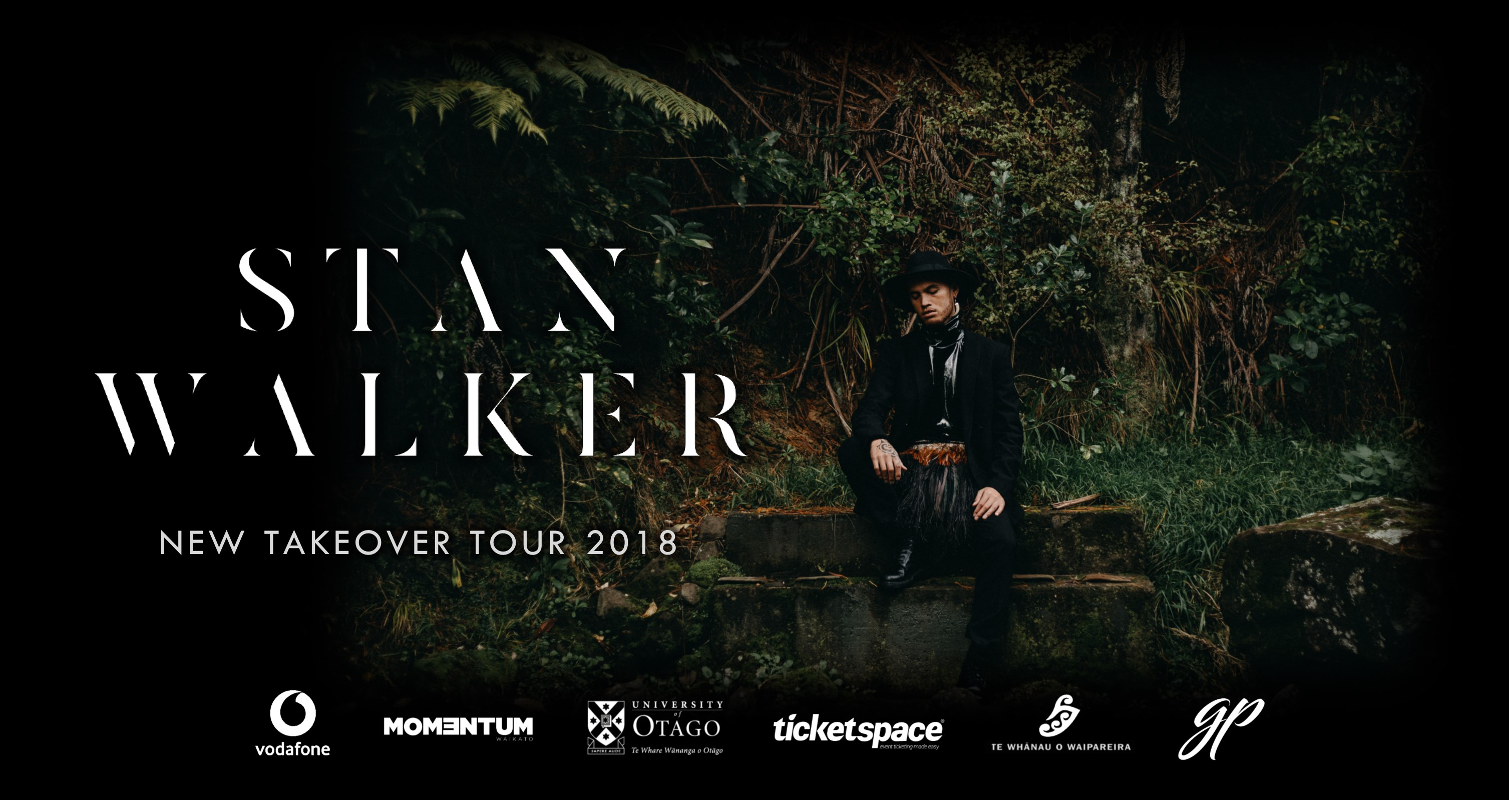 Tickets for STAN WALKER - Auckland in Auckland from Ticketspace