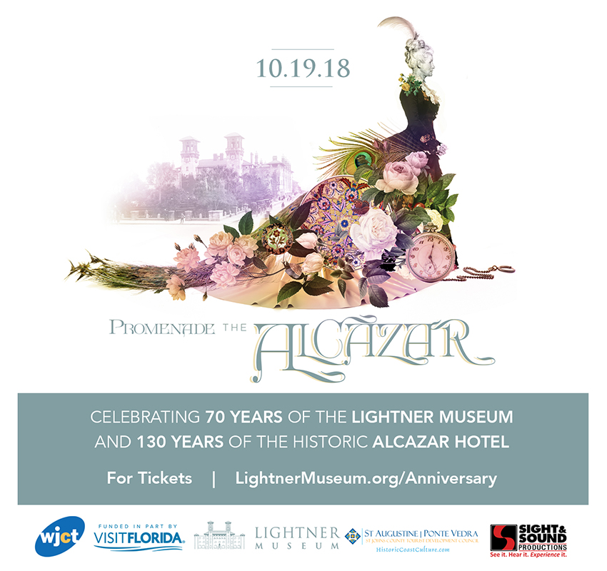 Tickets for Promenade the Alcazar Gala in St Augustine from ShowClix