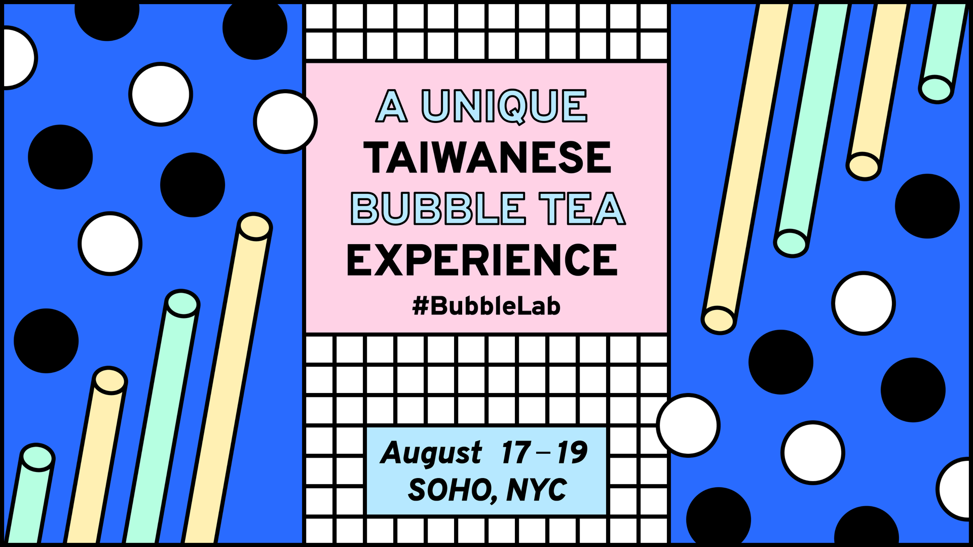 Tickets for Lab B - Taiwanese Bubble Tea Festival in New York from ShowClix