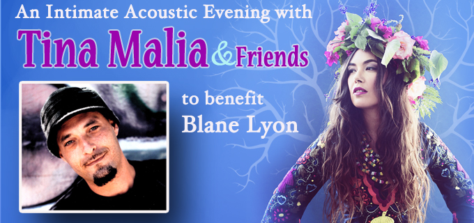 Tickets for Tina Malia Benefit for Blane Lyon - Sebastopol in Sebastopol from BrightStar Live Events