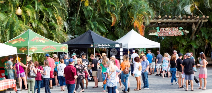 Tickets for Brew 2 At Palm Beach Zoo 2018 in West Palm Beach from BeerFests.com