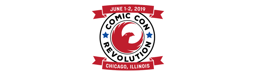 Tickets for Comic Con Revolution Chicago 2019 in Rosemont from ShowClix