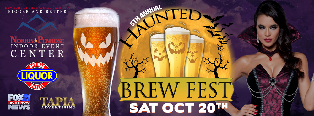 Tickets for Haunted Brew Fest in Colorado Springs from ShowClix