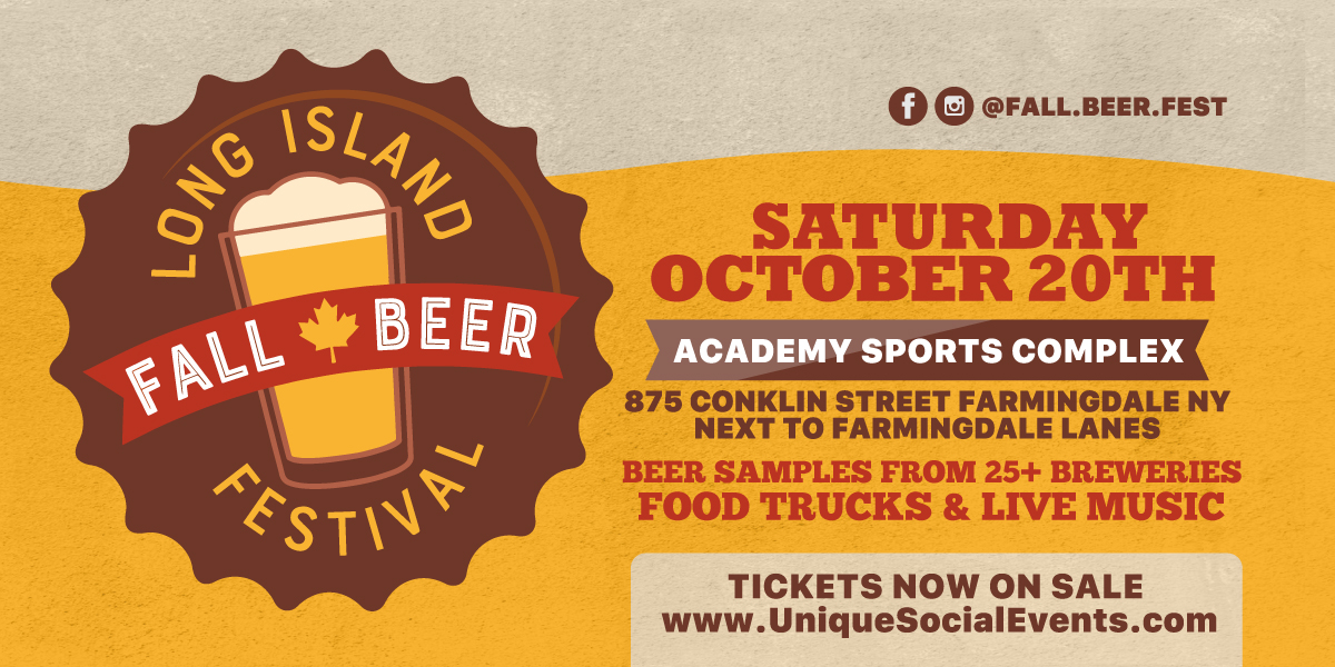 Tickets for Long Island Fall Beer Festival 2018 in Farmingdale from ShowClix