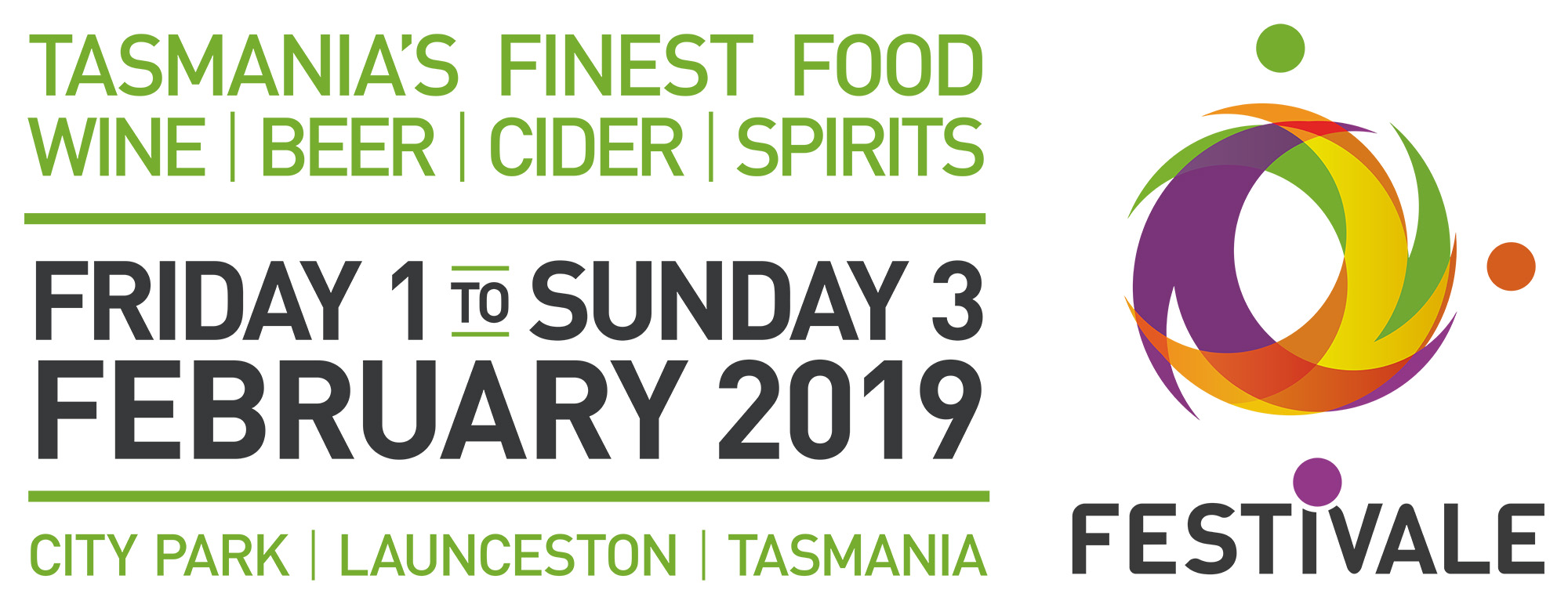 Tickets for Festivale 2019 in Launceston from Ticketbooth