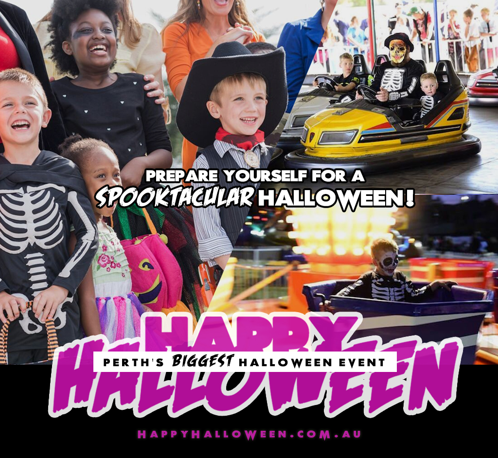 Tickets for Happy Halloween - All Ages in Claremont from Ticketbooth