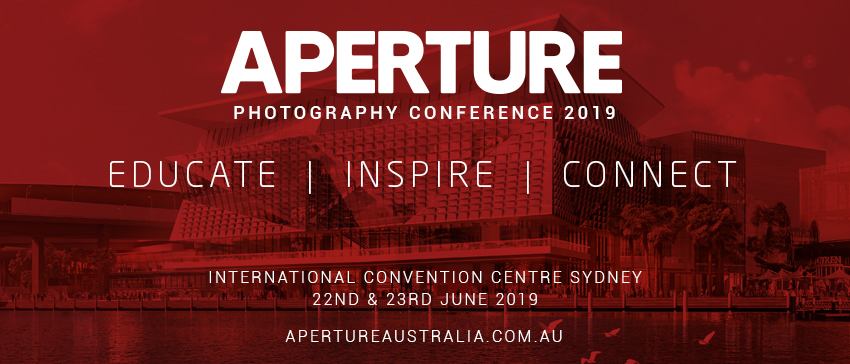 Tickets for Aperture Australia 2019 in Sydney from Ticketbooth