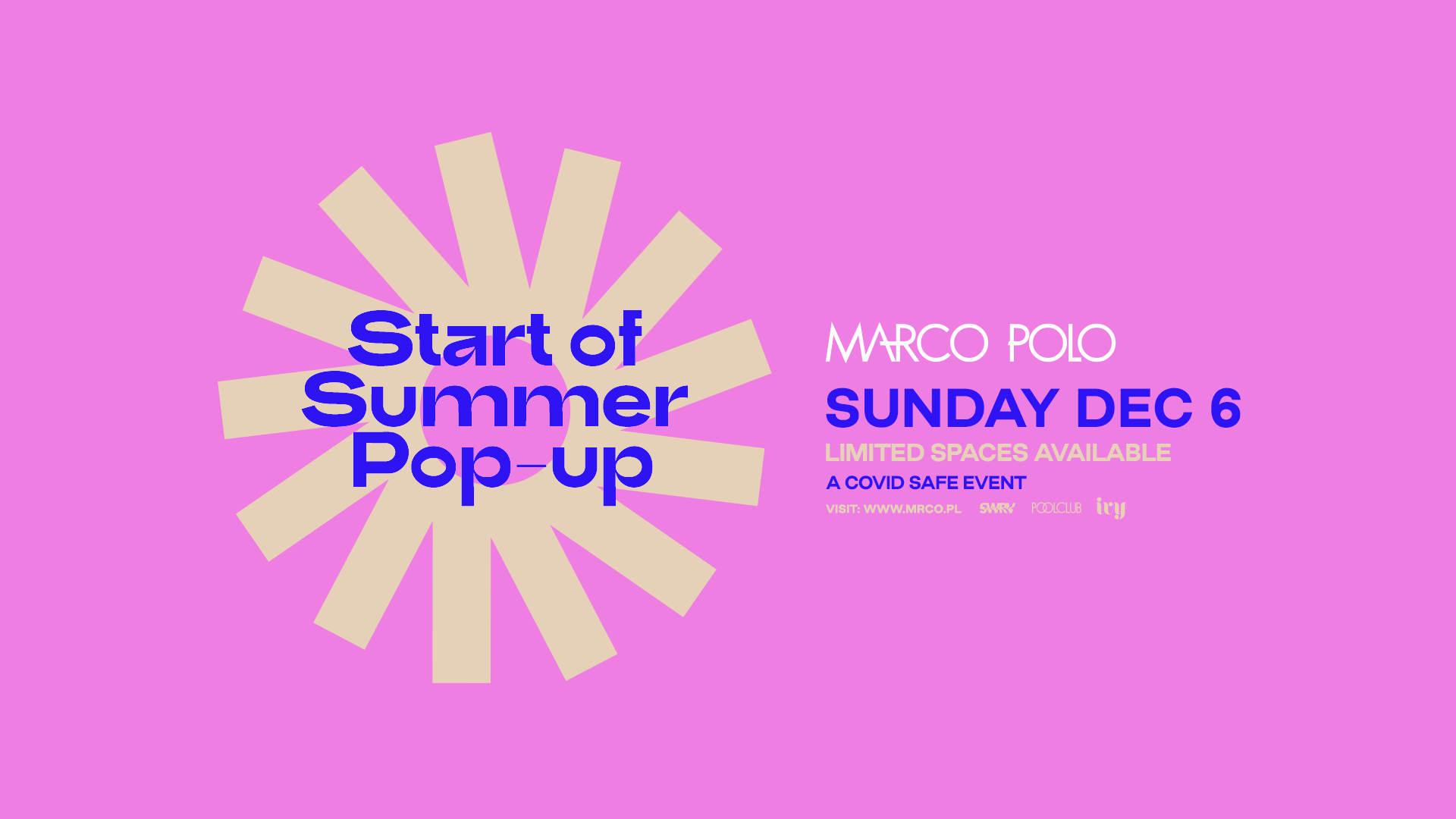 Tickets for Marco Polo 18/19 Closing Party in Sydney from Merivale